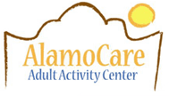 AlmoCare Adult Activity Center logo small